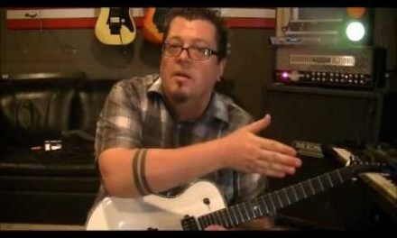 Journey –  Stone In Love – Electric Guitar Lesson by Mike Gross