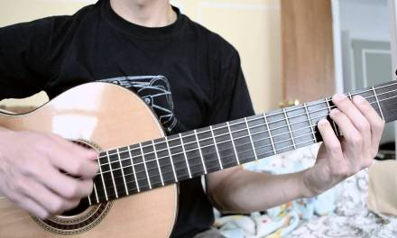 12 Bar Blues – Part 1 – play along with basic improv notes [Guitar Lesson Supplement]