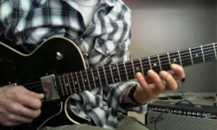 Sweet Major Scale Lick Guitar Lesson