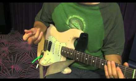 Blues Rock Soloing with Hybrid pentatonic scales – Guitar Lesson