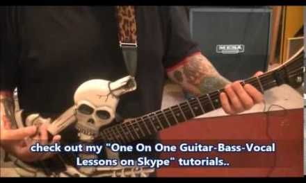 The Cars – My Best Friends Girl – CVT Guitar Lesson by Mike Gross – Tutorial