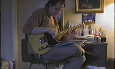 Ted Greene Blues Guitar Lesson – Part 1