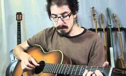 "Blues Genealogy: ""Statesboro Blues"" – Blues Guitar Lessons – David Hamburger"