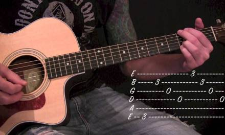Alice in Chains – Don't Follow – Acoustic Guitar Lesson