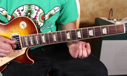 Blues Guitar Lessons – Style of Jesus Left Chicago – ZZ Top Inspired – Blues Rock Guitar Lesson