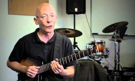 """Jody Fisher Guitar Quick Tip – """"Solo with Chords"""""""