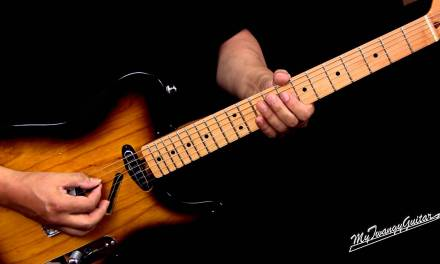 36 Bars of Free & Easy Blues Guitar Lessons