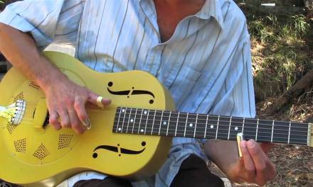 Acoustic Blues guitar lesson spice up that bluesy playing – Finger Style – Traditional
