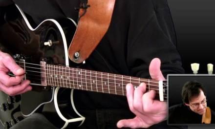 Blues Guitar Lesson – Lightnin' Hopkins Licks