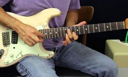 DVD Giveaway – Unlocking Pentatonic Scales – Guitar Lesson – Blues Rock Licks
