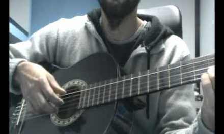 P1.Titanic Song ( Full Classical Guitar Lesson ) a.k.a. My heart will go on.