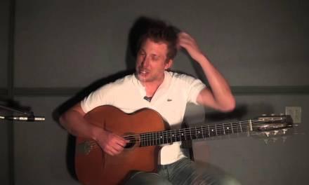 Adrien Moignard – Gypsy Jazz Guitar Licks (Lesson Excerpt)