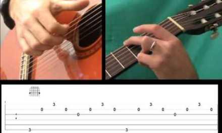 Classical Guitar Lesson –  Ferdinando Carulli Prelude No2 in G