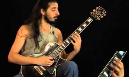 Legato Sequence in B Minor Scale – Guitar Lesson
