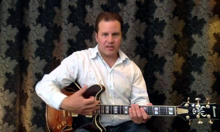 Guitar Lesson: Intermediate – Expanding the Minor Pentatonic Scale by Nick Granville