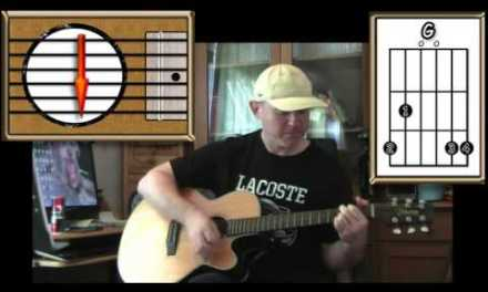 Who'll Stop The Rain – CCR – Acoustic Guitar Lesson