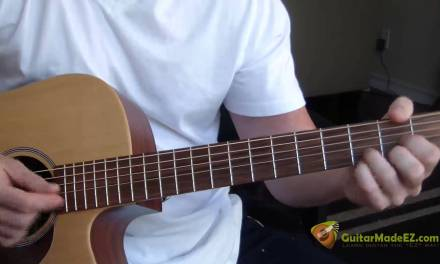 Crosby Stills Nash – Teach Your Children – Guitar Lesson (Chords, Strumming Pattern, and More!!!)