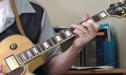 """Smiley Lewis Guitar Lesson – End Tag """"Too Many Drivers"""""""