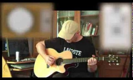 Suicide Is Painless – The Theme From M.A.S.H. – Acoustic Guitar lesson (easy)