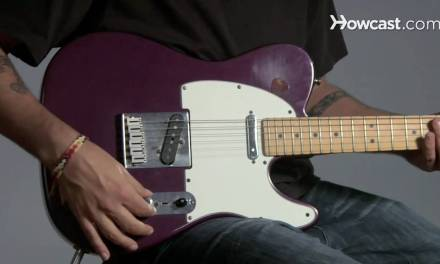 Electric Guitar Controls | Guitar Lessons