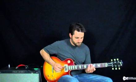 Oye Como Va – Electric Guitar Lesson