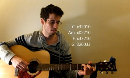 Cups – Anna Kendrick (Pitch Perfect) – Guitar Lesson / Tutorial / How to Play / Cover / Chords / Tab