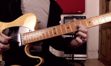 A Killer Hybrid Picking Country Lick   Guitar Lesson