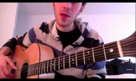 Latin and Classical guitar lesson: parallel thirds