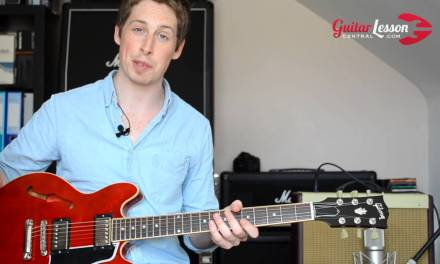 Guitar Lesson Q&A // How To Get More Sustain