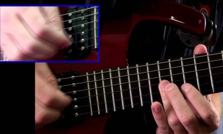 A Glimpse Beyond Shred Guitar Part 1 – Neo-Classical Guitar Lesson