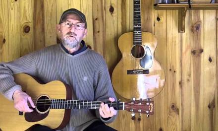 Ragtime Guitar Picking Tips – Jim Bruce Blues Guitar Lessons
