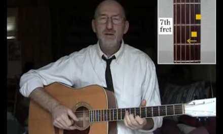 Jim Bruce Blues Guitar Lessons – Robert Johnson & Lightnin' Hopkins – From Texas to the Delta