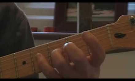 Guitar Lesson Spider Scale