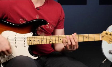 Blues Lead Guitar Tips – Recorded 02/15/17