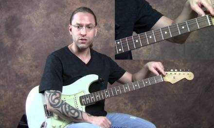 Guitar Masterclass: Basic Blues and Rock Soloing Steve Stine