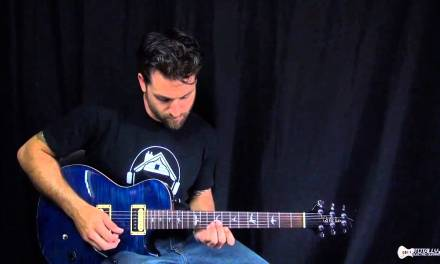 Upper Structure ii-V-I – Electric Guitar Lesson Preview