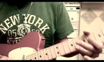 Electric Guitar Lesson 2