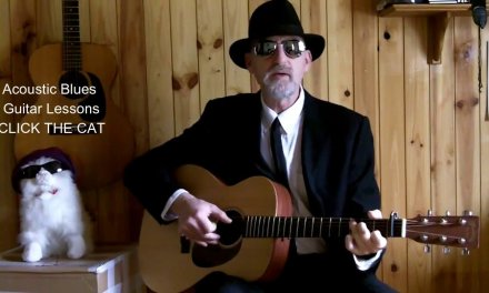 Acoustic Blues Guitar Lessons – Learn Guitar
