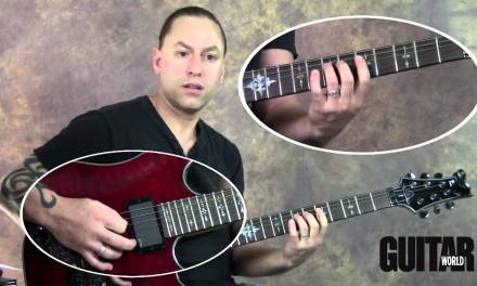 Steve Stine Guitar Lesson -1 Important Technique to Learn Speed Picking
