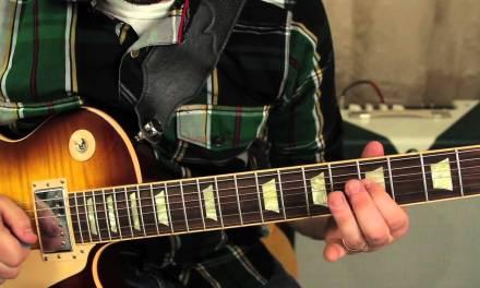 Blues Guitar Lessons – String Bending – Sour Bends for Blues Lead Guitar Solos Marty Schwartz