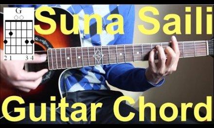 Saili – guitar chords | lesson | tutorial