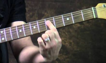 Guitar Lesson – Learn to play and use the CAGED system for Guitar Steve Stine