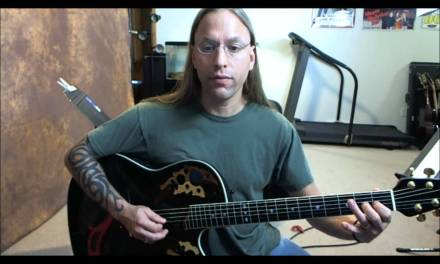 Guitar Lesson – She Talks to Angels by the Black Crowes Steve Stine