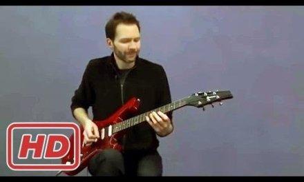 Paul Gilbert – Pentatonic Solo – Guitar Lesson