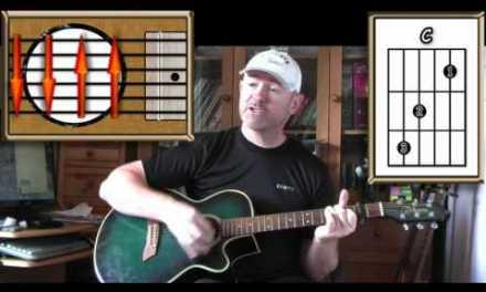 Wonderful World – Sam Cooke – Acoustic Guitar Lesson (easy)