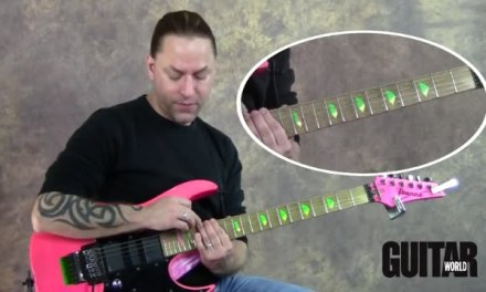 Steve Stine Guitar Lesson – 1 Important Trick to Soloing Across the Fretboard
