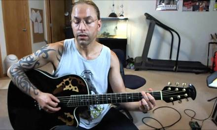 Guitar Lesson – How to play Love Song by Tesla Steve Stine