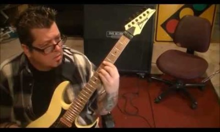 Calvin Harris feat. Ellie Goulding – Outside – Guitar Lesson by Mike Gross
