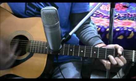 Teri DeewanI – Em,D,C – Kailash kher – Guitar cover lesson easy chords super beginners hindi song