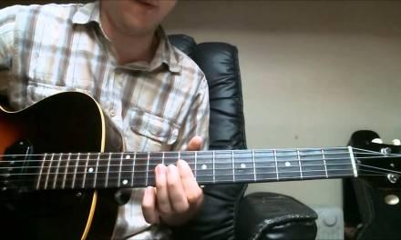 Jazz Guitar Licks – Charlie Christian Lick Lesson